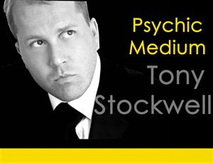 An Evening of Mediumship with Tony Stockwell
