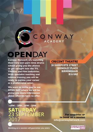 Conway Academy Open Day