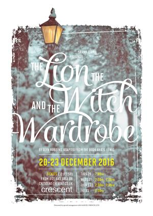 The Lion, The Witch & the Wardrobe - DramaLink 2016