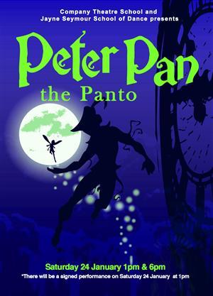 Peter Pan The Panto