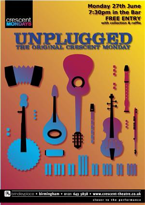 Crescent Unplugged - Summer 2016