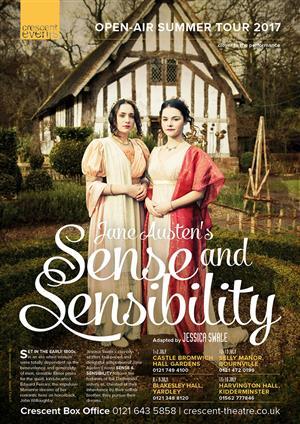 Sense & Sensibility @ Harvington Hall