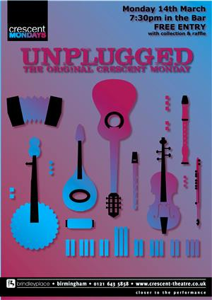 Crescent Unplugged - Spring 2016