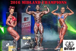 BNBF Midlands Championships - 2017