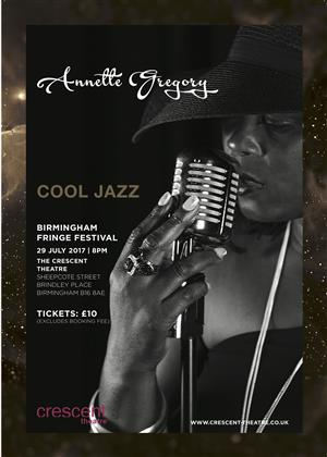 Annette Gregory sings Cool Jazz