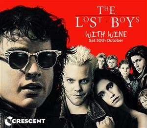 Cinema: The Lost Boys with Wine