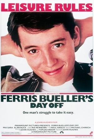 Cinema: Ferris Bueller's Day Off