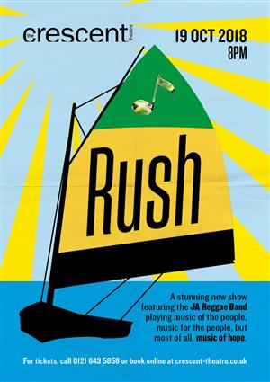 RUSH Featuring the J A Reggae Band