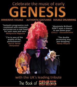 Genesis Tribute Show