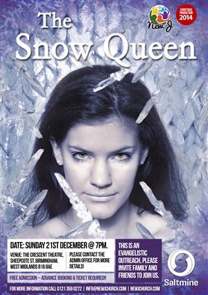 The Snow Queen - Saltmine