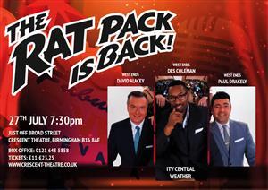 Rat Pack is Back