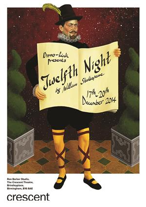 Twelfth Night by DramaLink