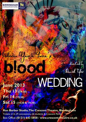 Blood Wedding (2013)
