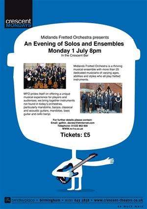 An Evening of Solos and Ensembles