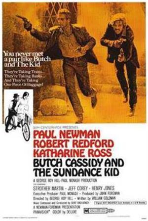 Cinema: Butch Cassidy & the Sundance Kid