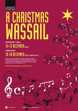 A Christmas Wassail 2016