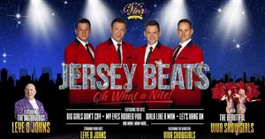 The Jersey Beats - OH WHAT A NITE