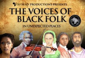 The Voices Of Black Folk - In Unexpected Places