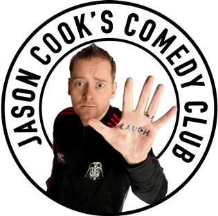 Jason Cook's Comedy Club April