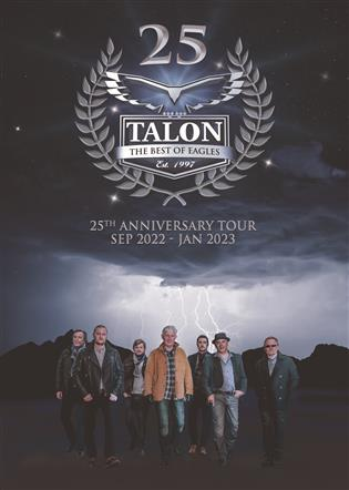 Talon - The Best of Eagles 25th Anniversary Tour