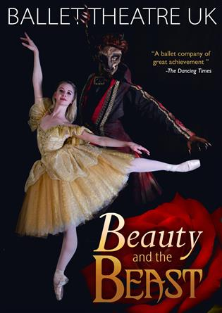 Beauty and the Beast Ballet Theatre UK
