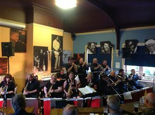 The Customs House Big Band Presents Swing on a Summer Evening
