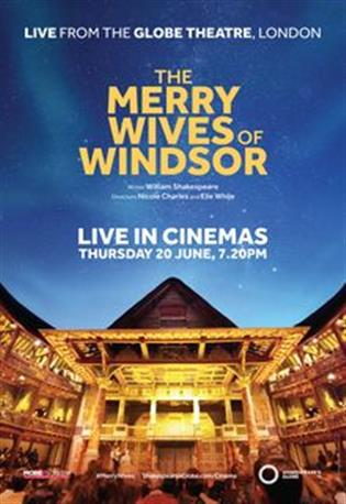 The Merry Wives Of Windsor Live From Shakespeare's Globe