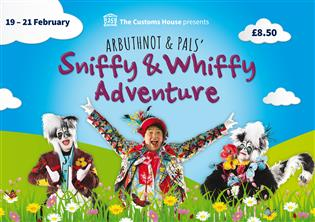 Arbuthnot & Pals' Sniffy & Whiffy Adventure