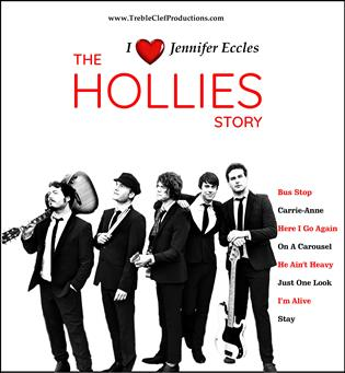 The HOLLIES Story (I love Jennifer Eccles)