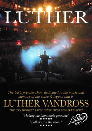 LUTHER - The Luther Vandross Celebration