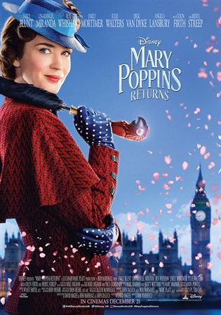 Mary Poppins: Returns