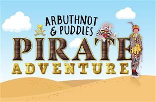 Arbuthnot & Puddles: Pirate Adventure