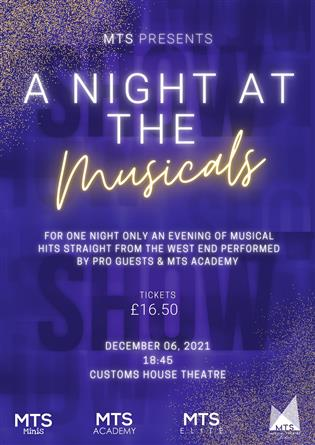 MTS presents A Night at the Musicals