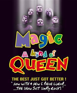 Magic - A Kind of Queen