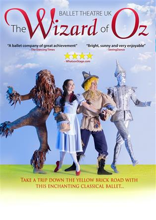 Ballet Theatre UK: Wizard of Oz