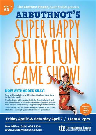 Arbuthnot's Super Happy Silly Fun Game Show!