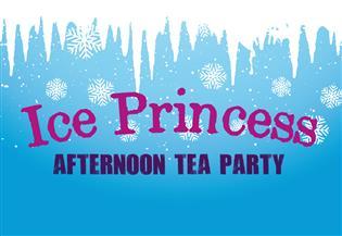 Ice Princess Afternoon Tea
