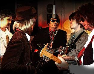 Big O and the Travelling Wilburys