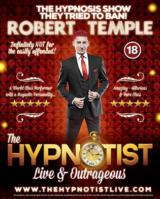 The Hypnotist - Live & Outrageous