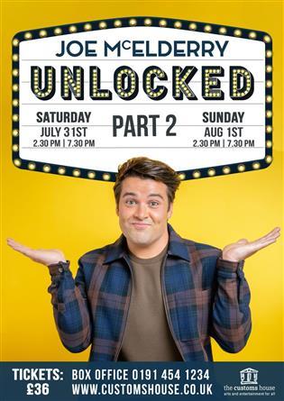 Joe McElderry: Unlocked Part 2