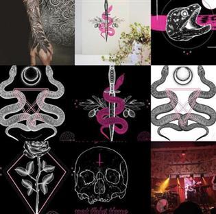 Introduction to Illustration & Tattoo Design