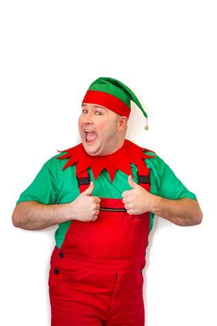 Santa's Naughty Elf: Celebration of Calamity