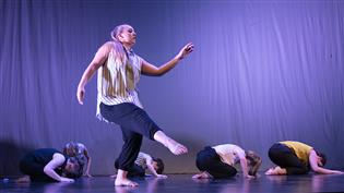 University of Sunderland Presents Staging the Dance