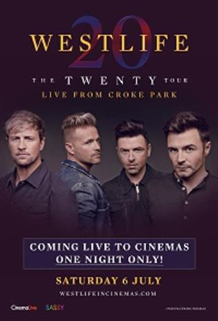 Westlife: The Twenty Tour Live