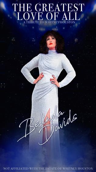 The Greatest Love of All Starring Belinda Davids
