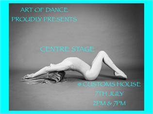 Art of Dance proudly presents Centre Stage