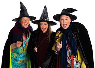 Arbuthnot & Pals' Wizarding Adventure