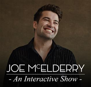 Joe McElderry - An Interactive Show