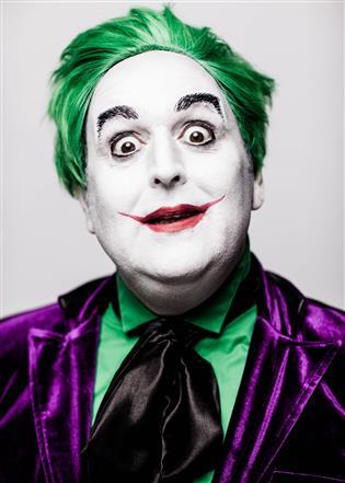 Justin Moorhouse - Northern Joker