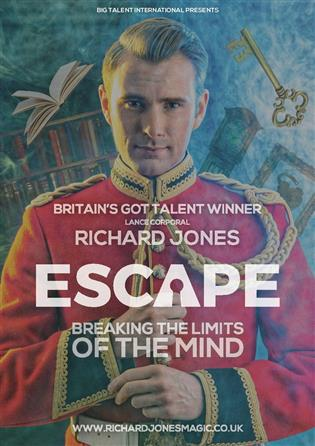 Richard Jones: Escape